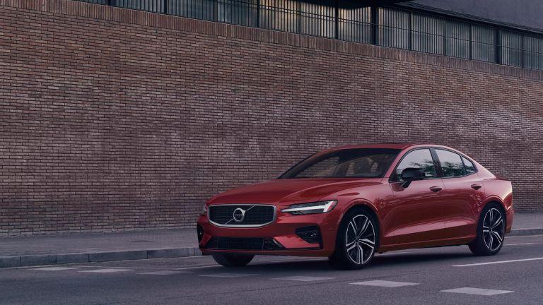 Nové Volvo S60 2018