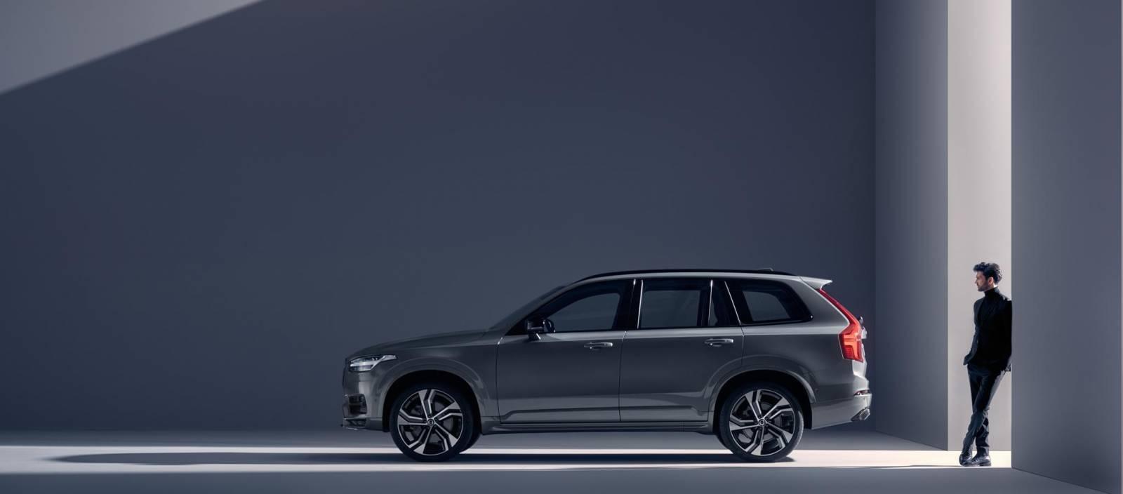 Volvo XC90 Mild hybrid