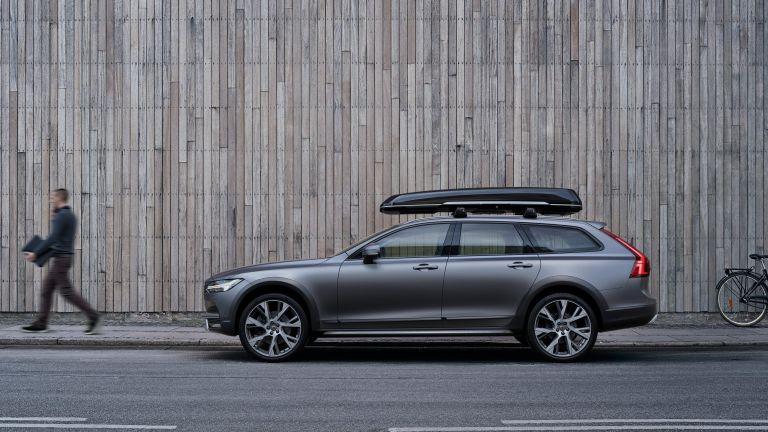 Volvo V90 Nádherně praktický vůz