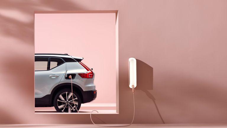 Volvo XC40 Recharge čistě elektrické SUV