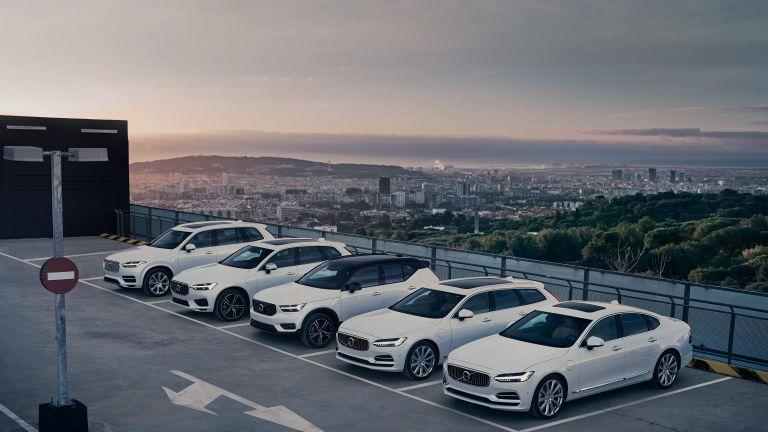 Vozy Volvo